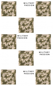 Print Camuflaje Militar