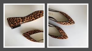 Bailarinas Animal Print Jaguar