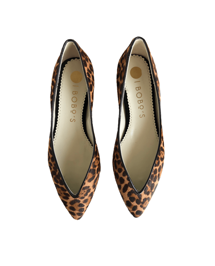 Bailarina Animal Print Jaguar