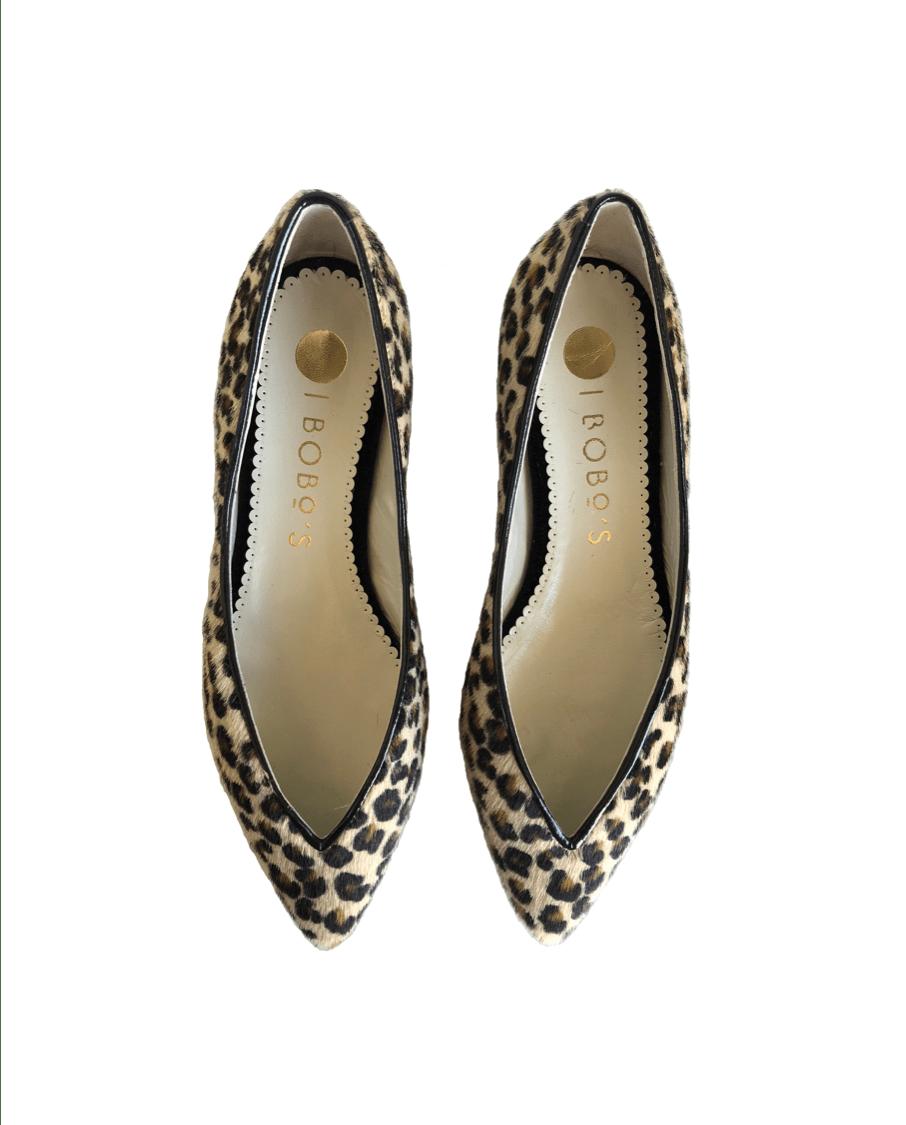 Bailarina Pelo Leopardo