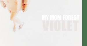Bailarinas My Mom Violet