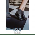 Zapato Blucher Cordones Negro