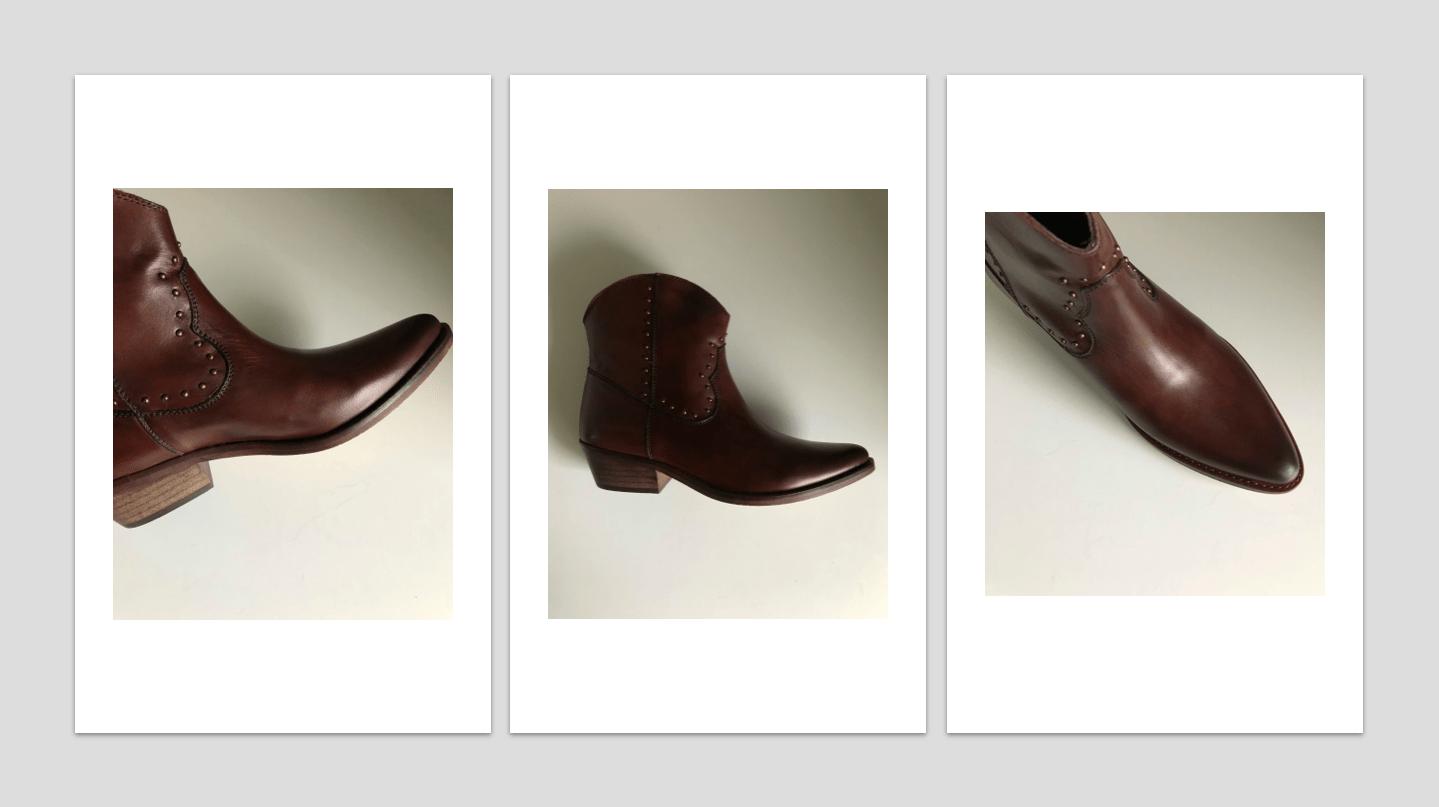 Botas Cowboy Marrones