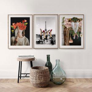 Collage Pilar Ferrer para Bobo's