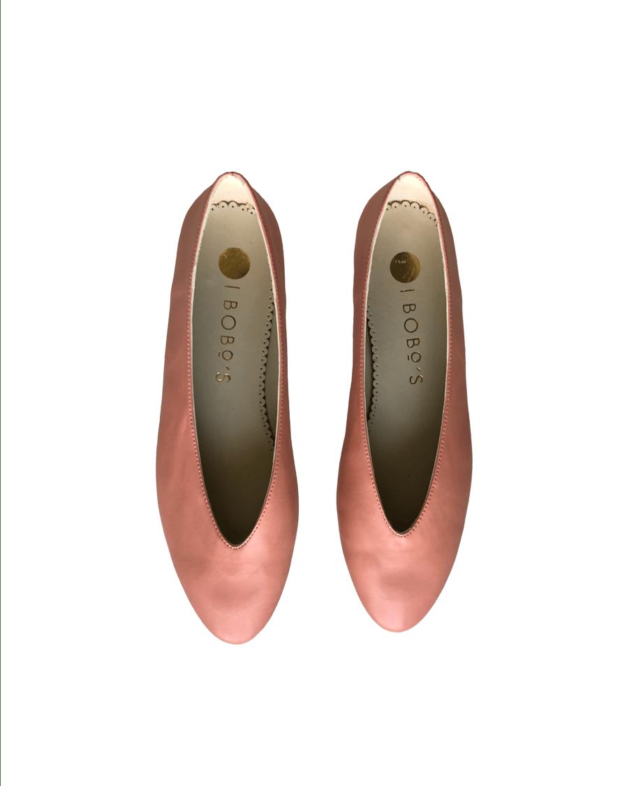 Bailarina Piel Coral