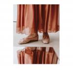 Bailarina Puntera cuadrada