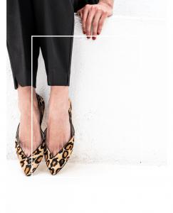 Bailarina Leopardo Animal Print