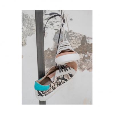 Sneakers serpiente