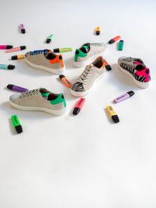 Sneakers Fluor Colección