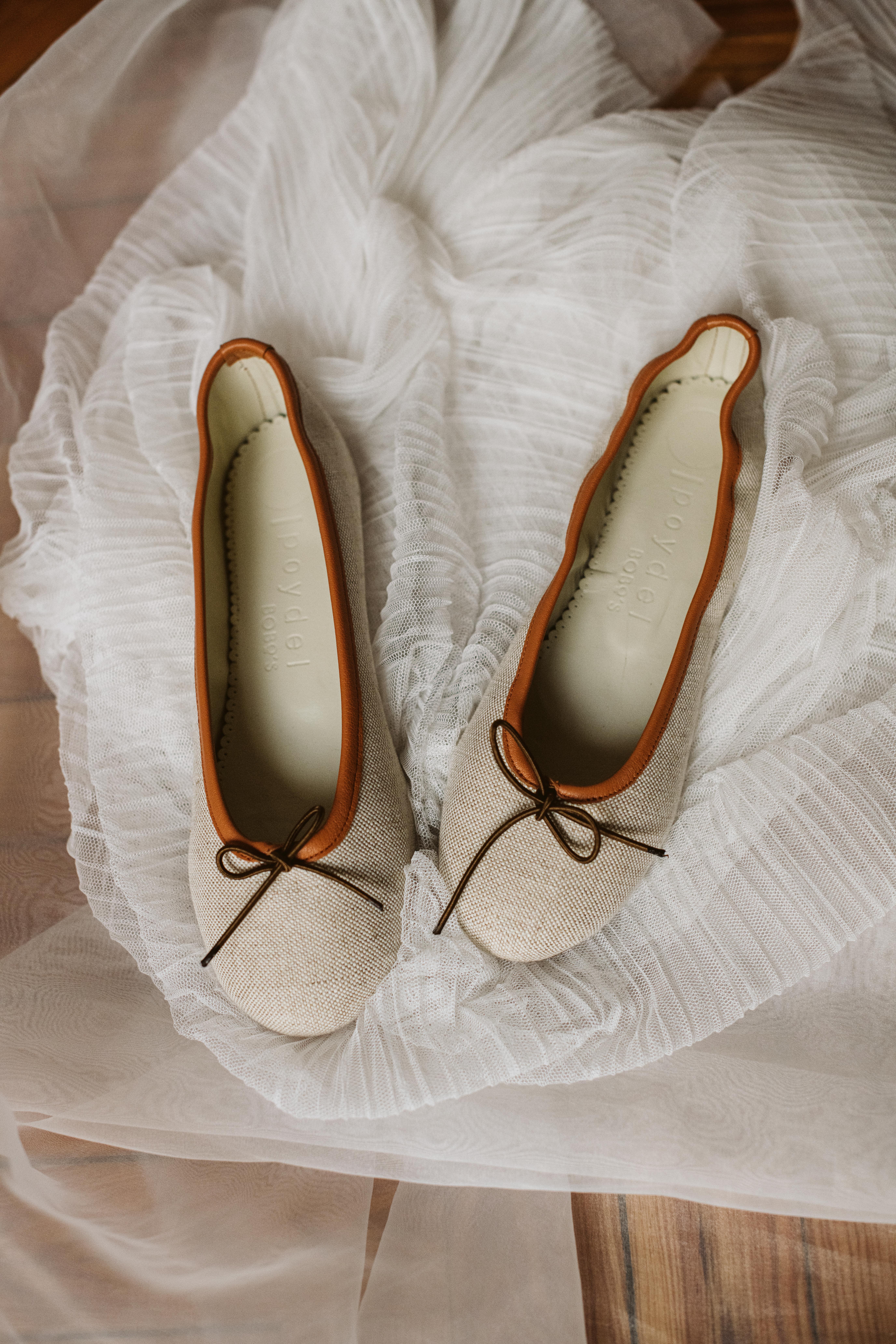 Bailarinas Loneta Beige Ballet2